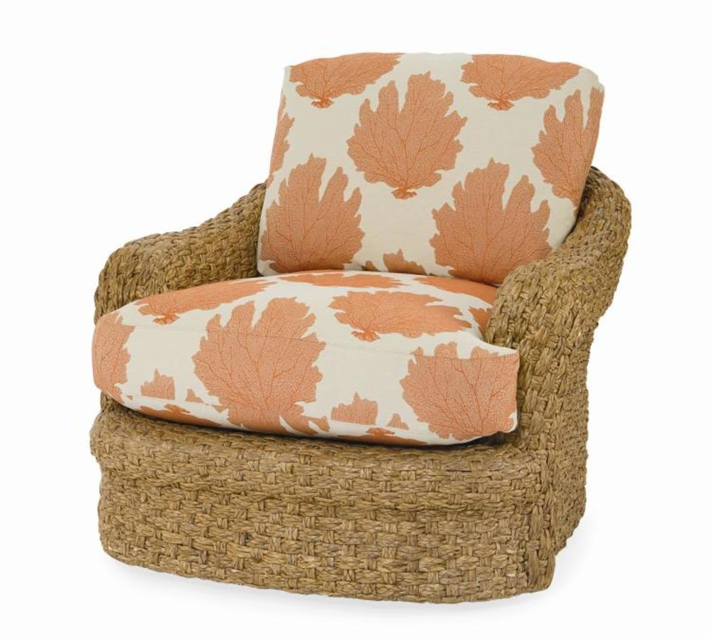 Century Furniture - Clarke Swivel Chair
