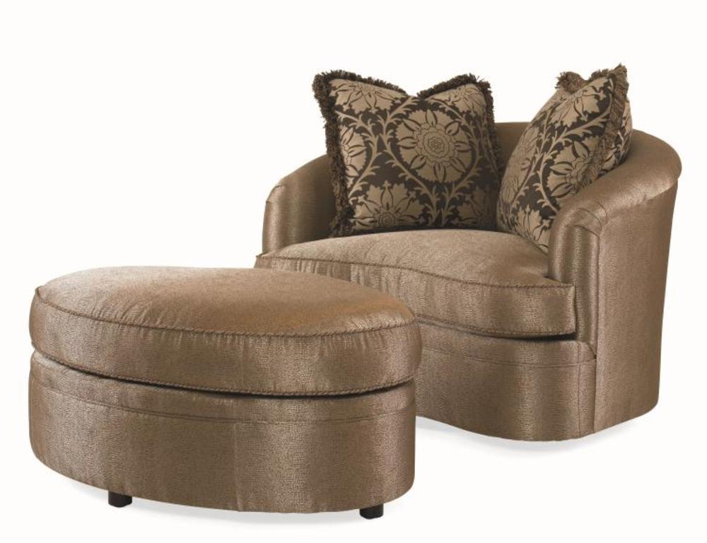 Century Furniture - Portico Swivel Chair