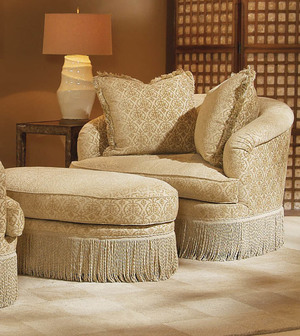 Thumbnail of Century Furniture - Portico Swivel Chair