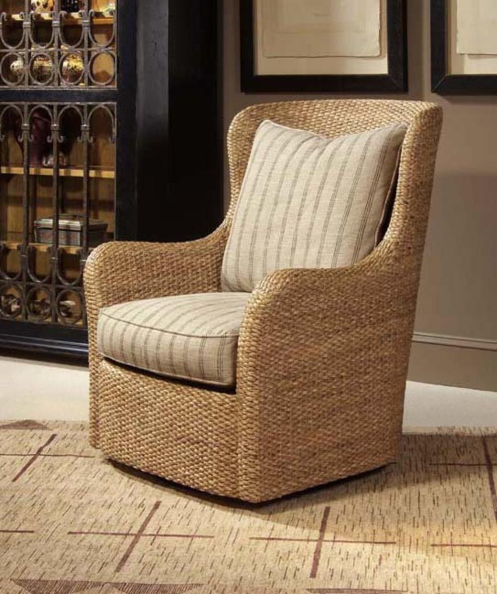 Century Furniture - Jay Swivel Chair