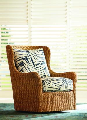 Thumbnail of Century Furniture - Jay Swivel Chair