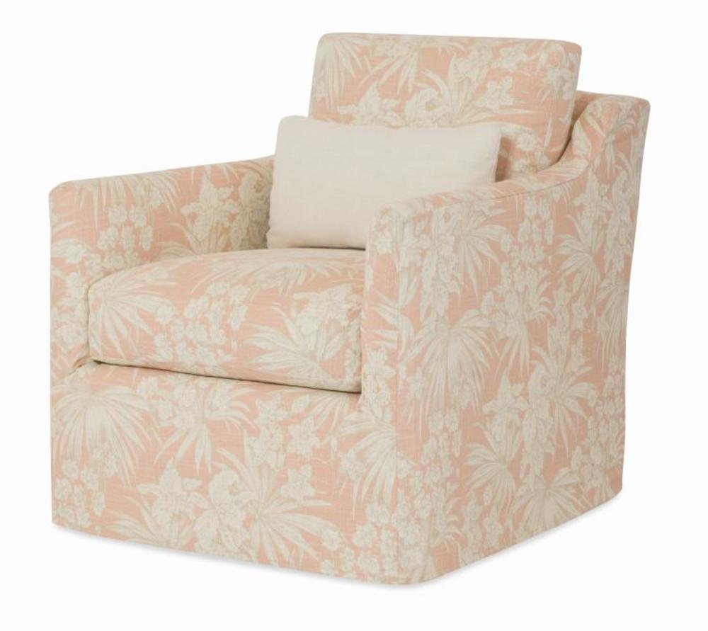 Century Furniture - Allison Chair Slipcover