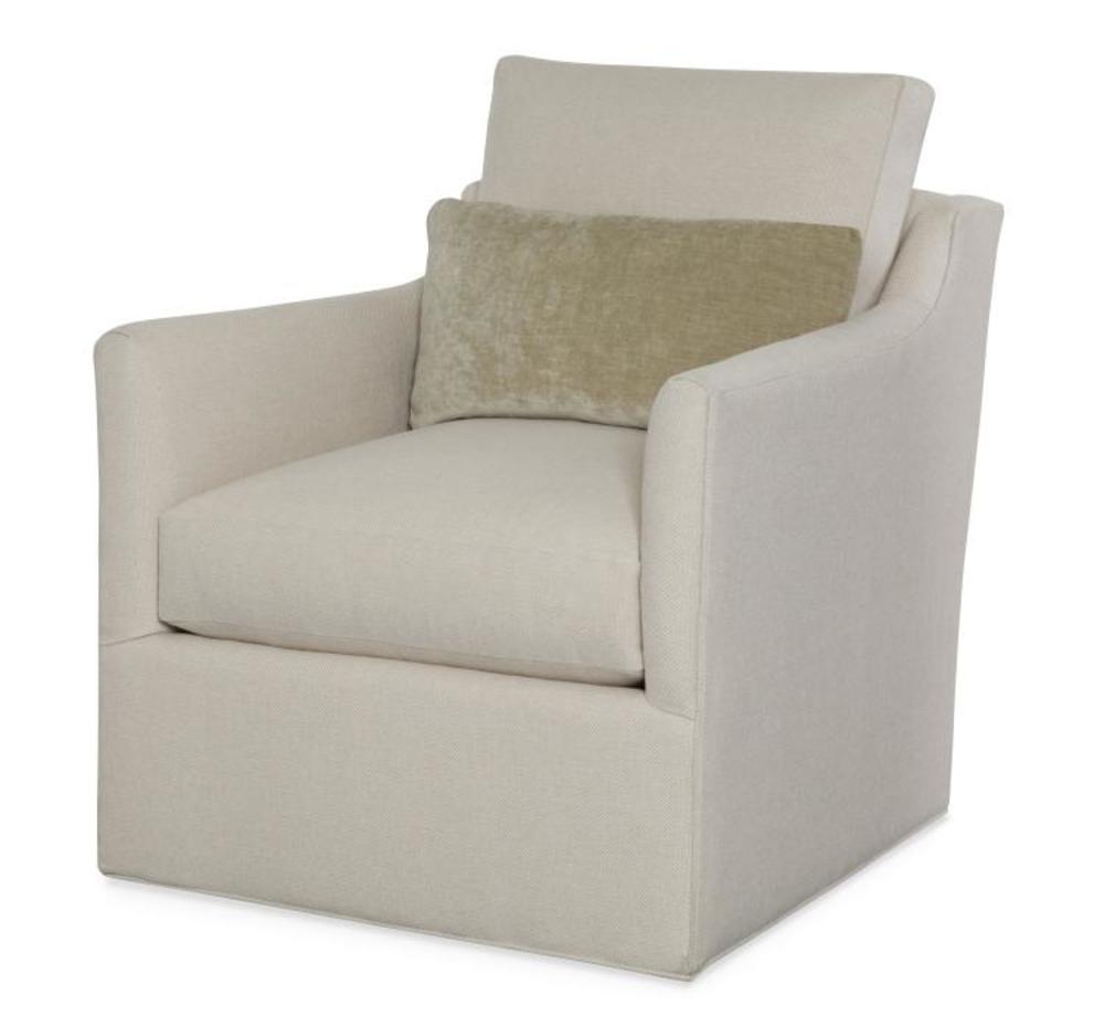 Century Furniture - Allison Swivel Chair