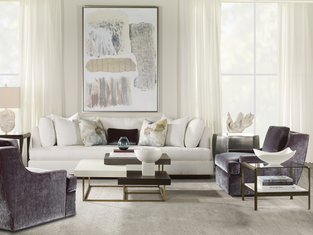 Century Furniture - Carrier Large Sofa