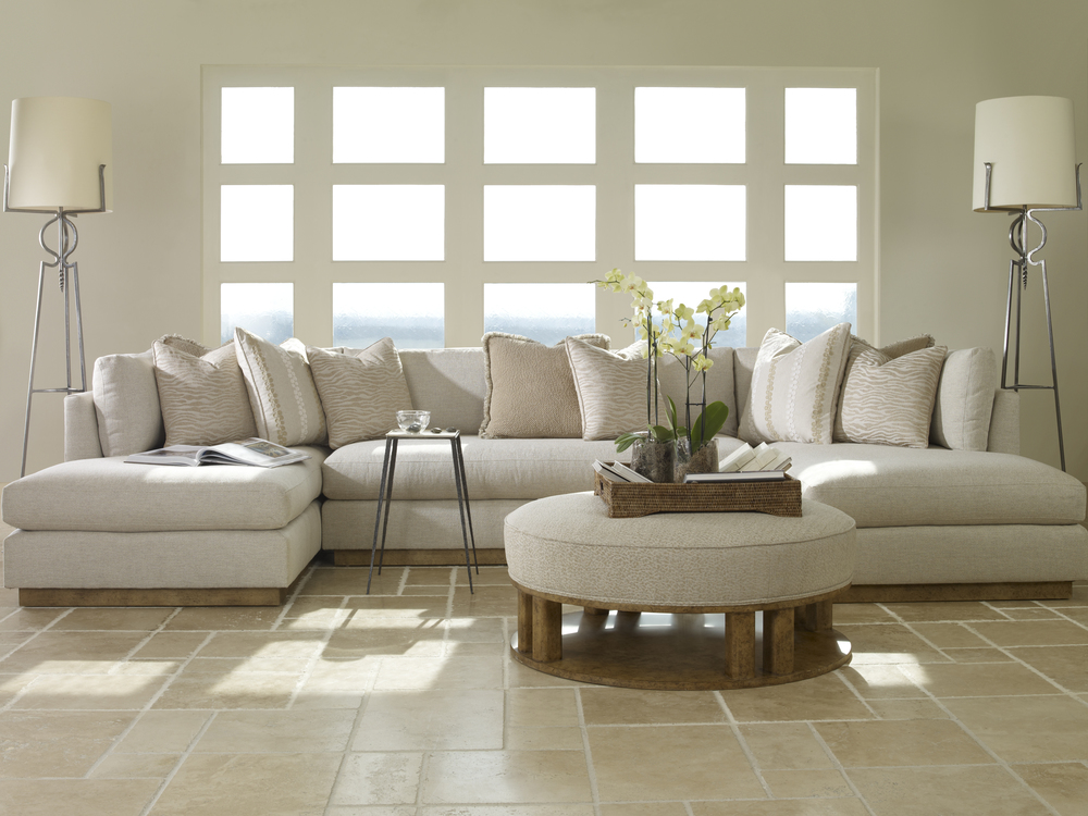Century Furniture - Carrier Sectional