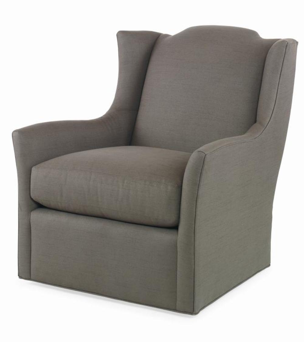Century Furniture - Lazlo Swivel Chair