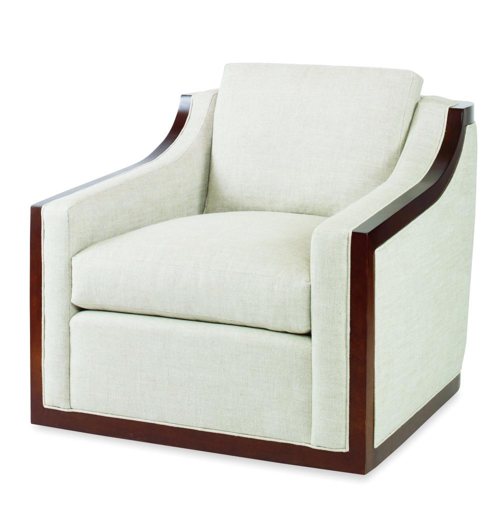 Century Furniture - Nash Swivel Chair