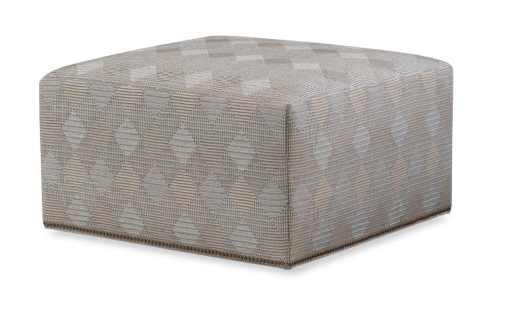 Century Furniture - Chisum Ottoman