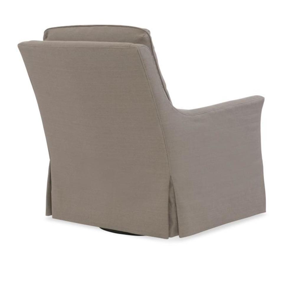Century Furniture - Tori Swivel Glider