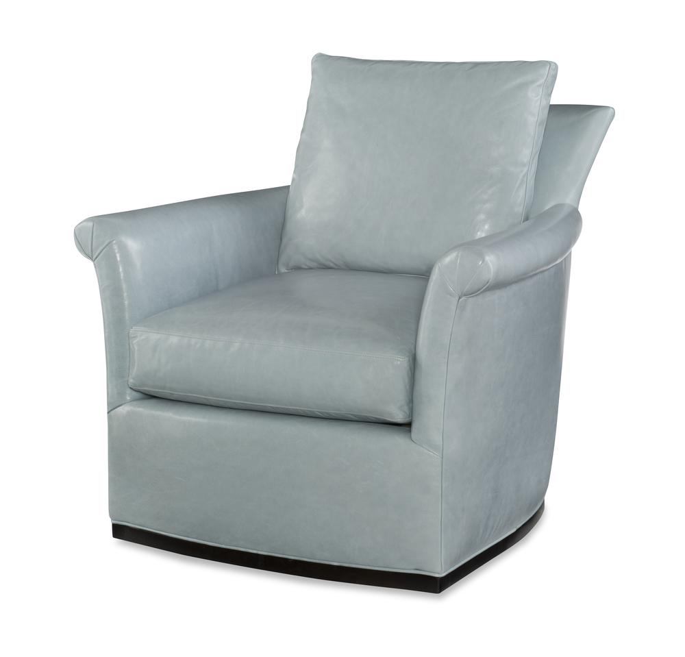 Century Furniture - Trent Swivel Chair