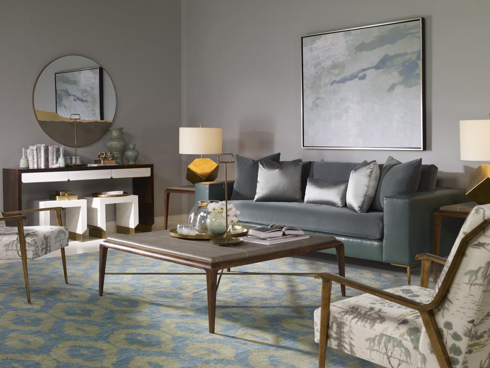 Century Furniture - Armanti Armless Sofa