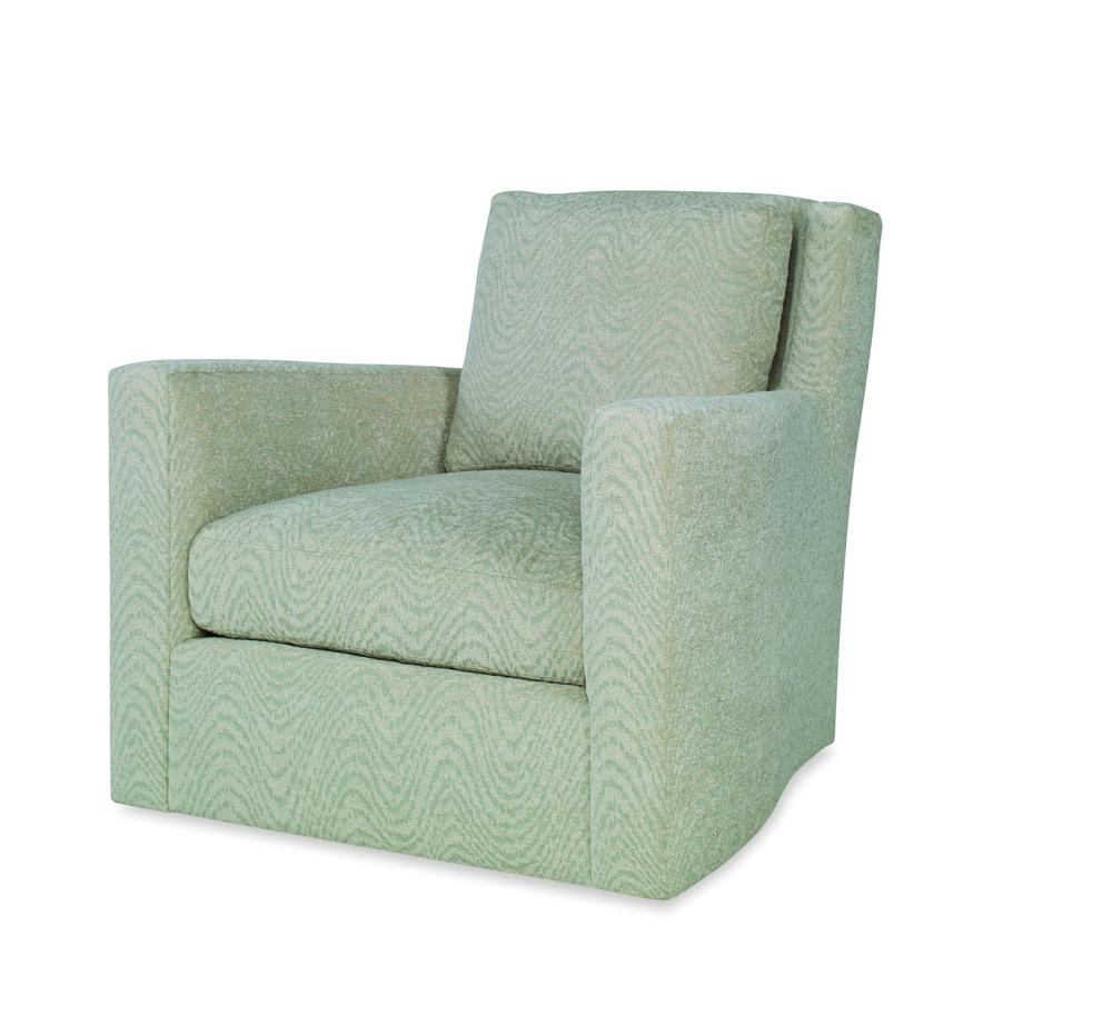 Century Furniture - Blackwood Swivel Chair