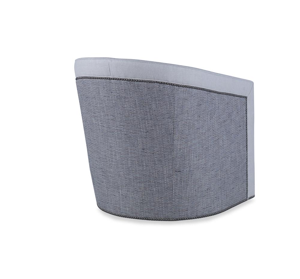 Century Furniture - Nate Swivel Chair