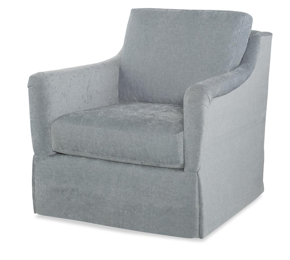 Century Furniture - Tish Swivel Chair