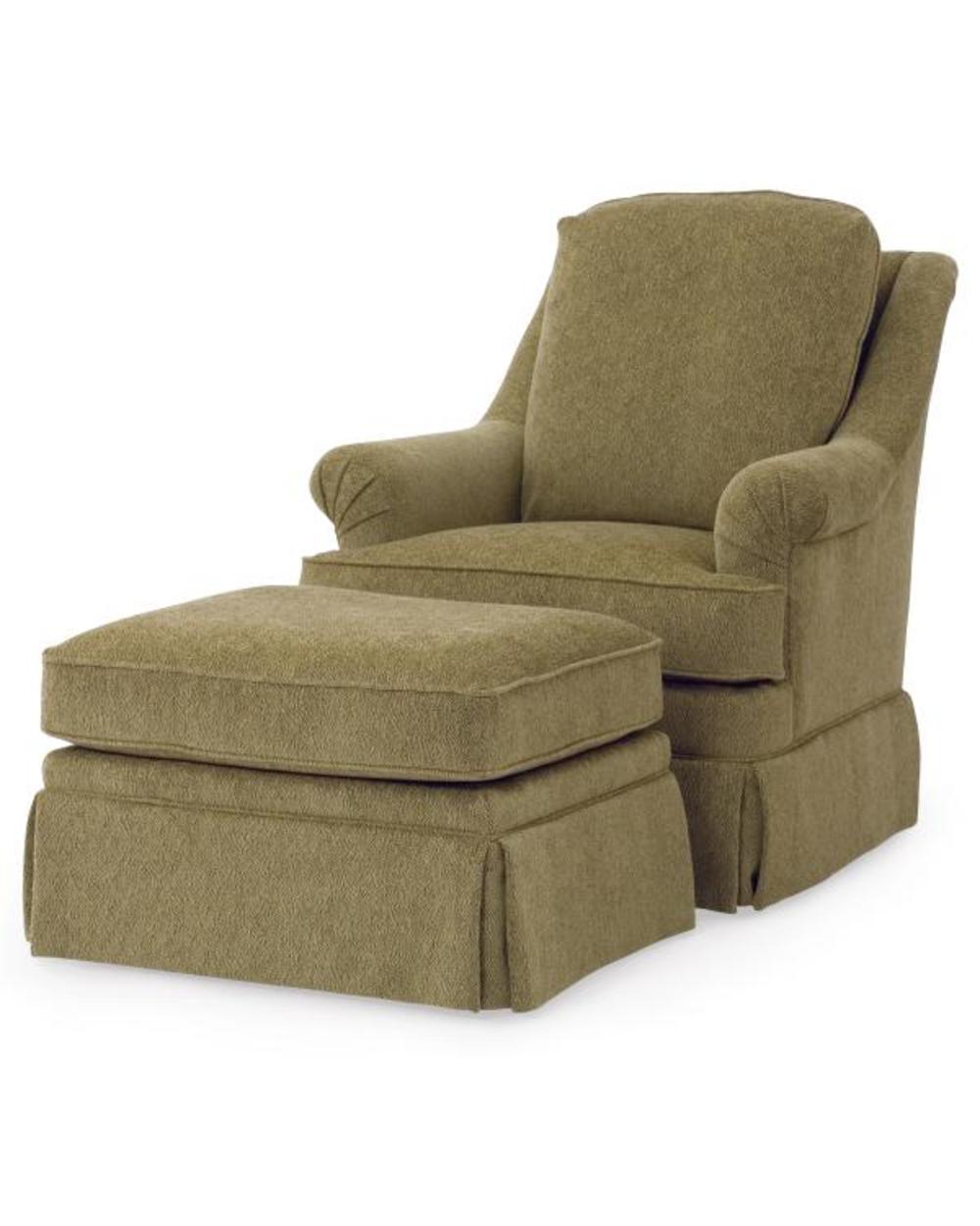 Century Furniture - Tyler Ottoman