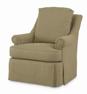Thumbnail of Century Furniture - Tyler Swivel Glider Chair