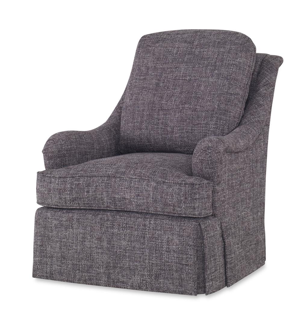 Century Furniture - Tyler Swivel Glider Chair