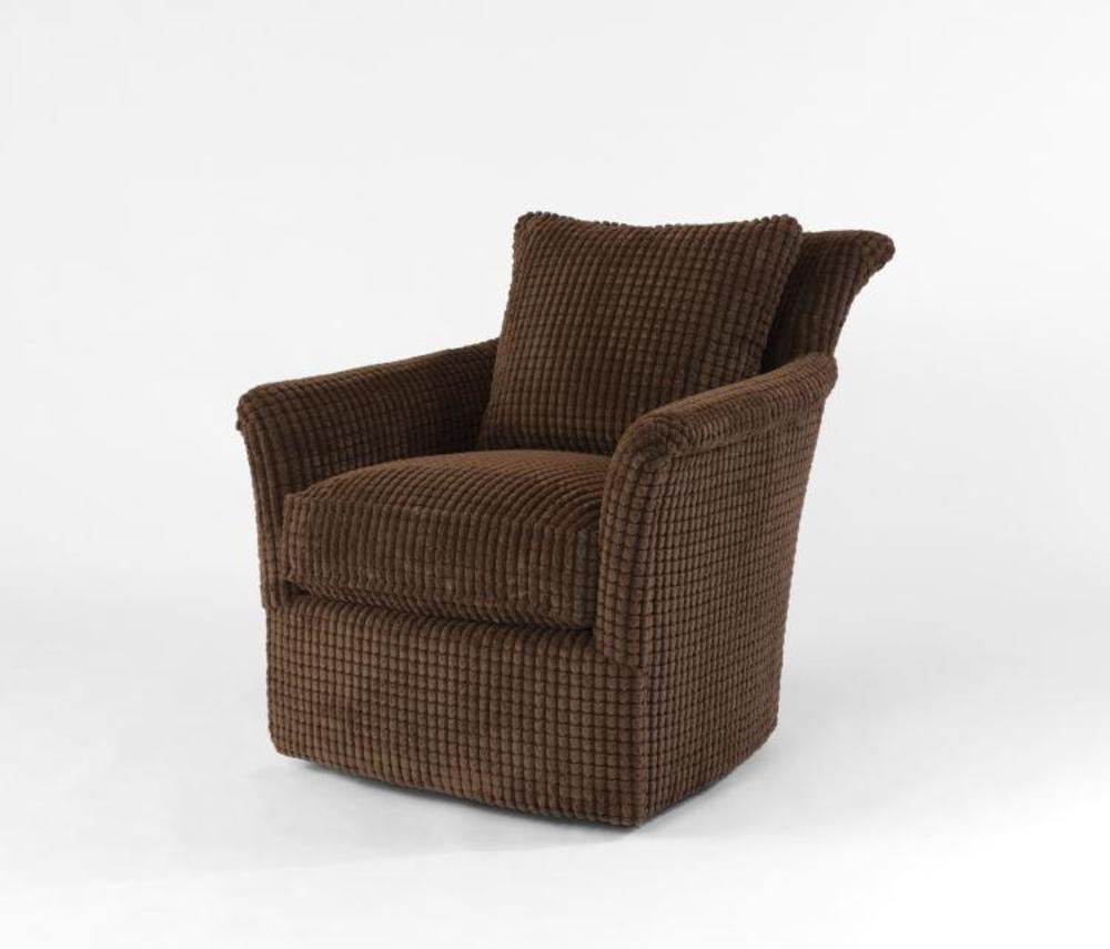 Century Furniture - Pratt Swivel Chair