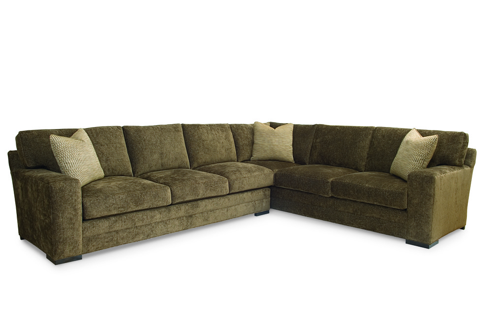 Century Furniture - Cornerstone 2 Piece Sectional