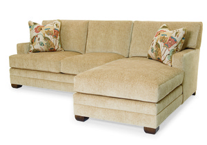 Thumbnail of Century Furniture - Cornerstone Sectional with Chaise