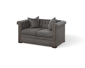 Thumbnail of Century Furniture - Modern Chesterfield Loveseat