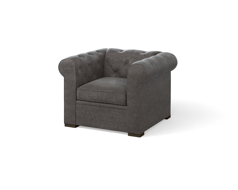 Century Furniture - Classic Chesterfield Chair