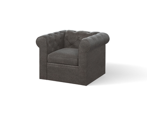 Thumbnail of Century Furniture - Classic Chesterfield Swivel Chair