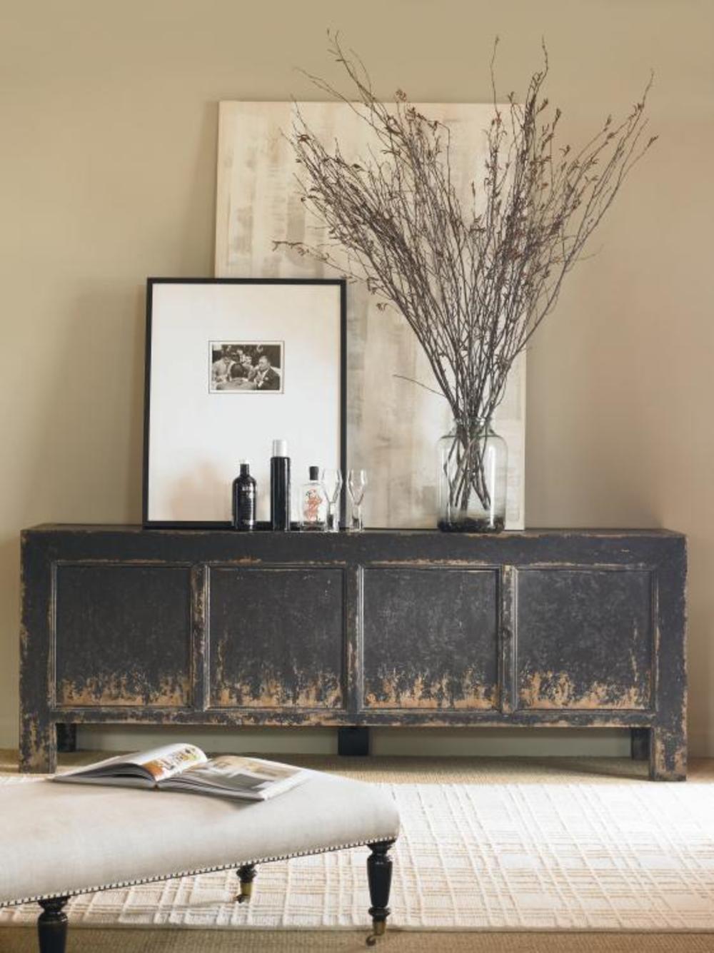Century Furniture - Shiyan Four Door Chest