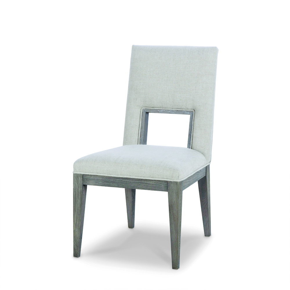 Century Furniture - Kendall Oak Side Chair