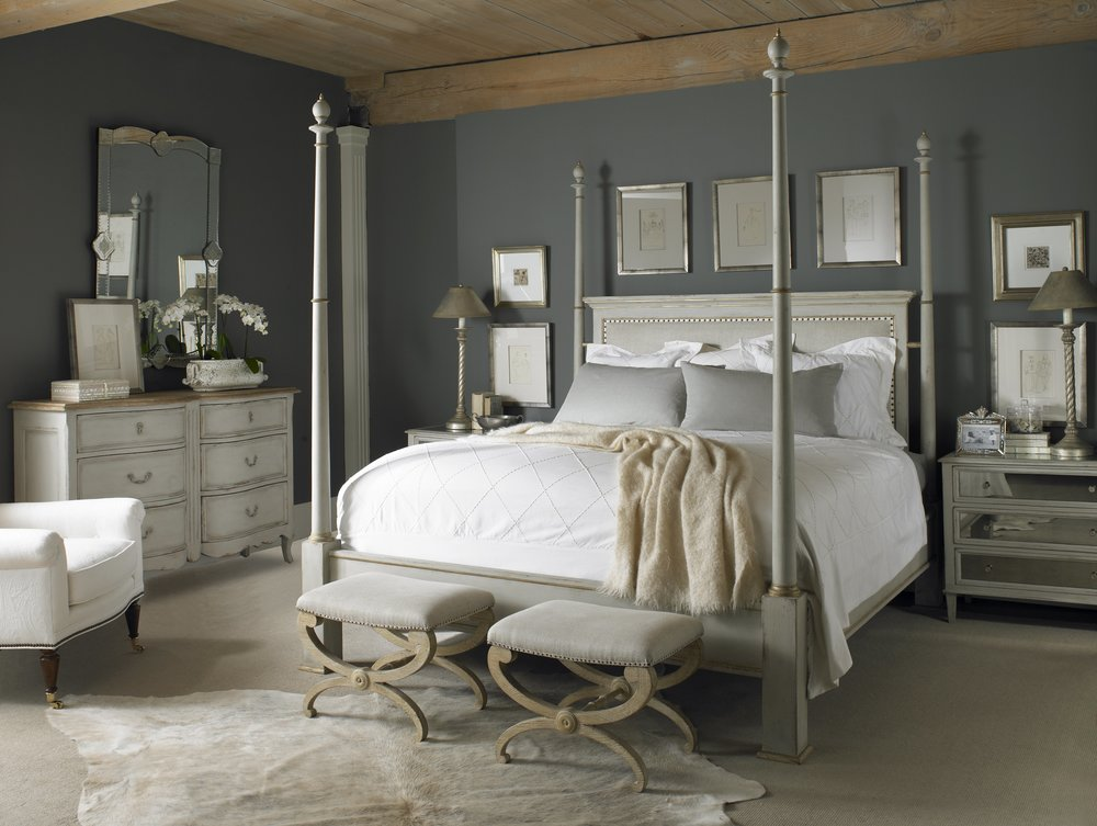 Century Furniture - Madeline Poster Bed