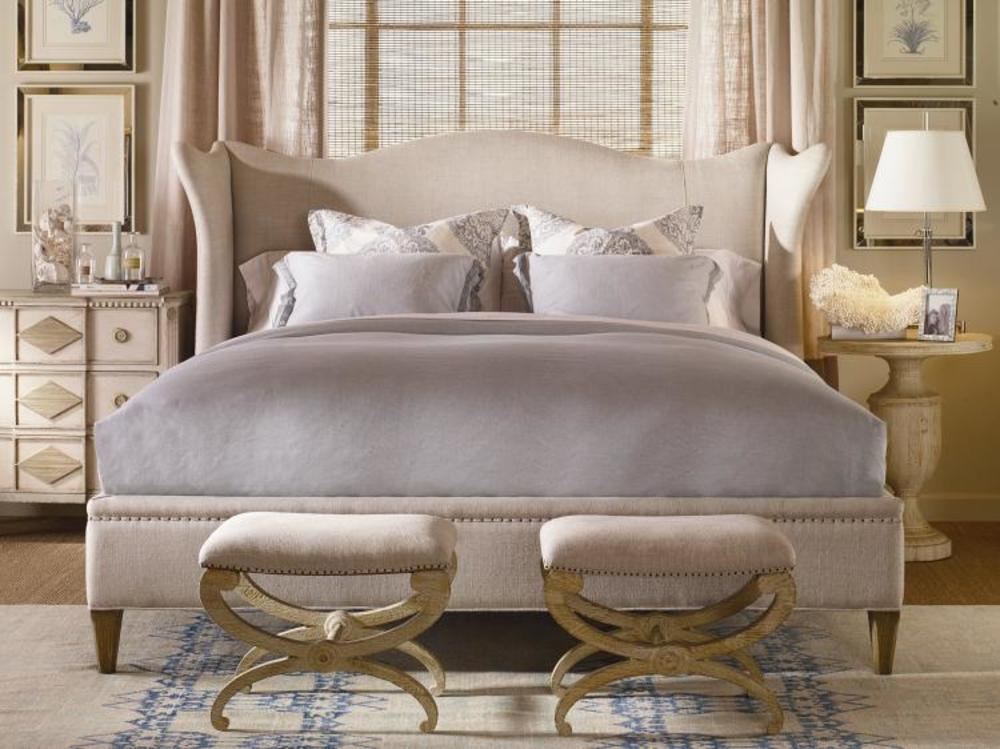 Century Furniture - Hannah Wing Bed