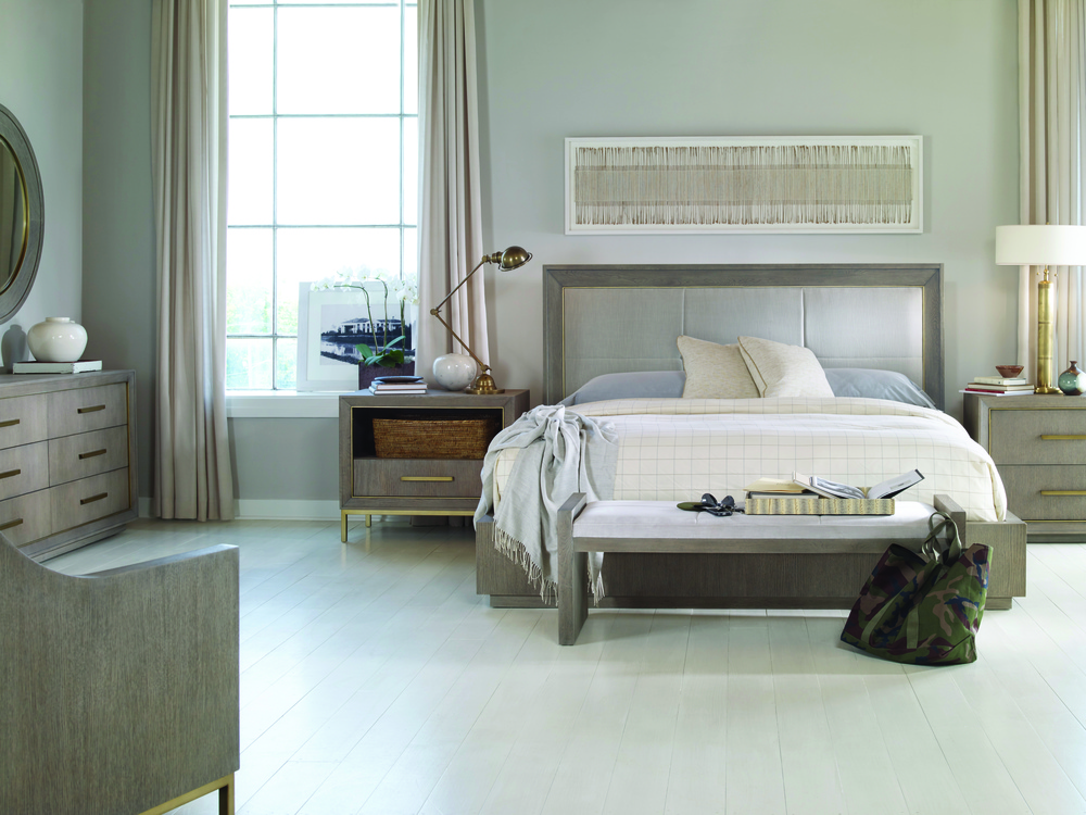 Century Furniture - Kendall Bed