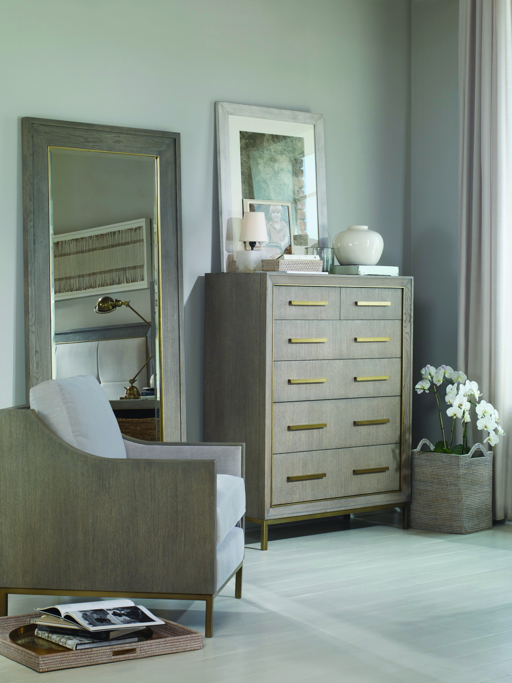 Century Furniture - Kendall Tall Chest