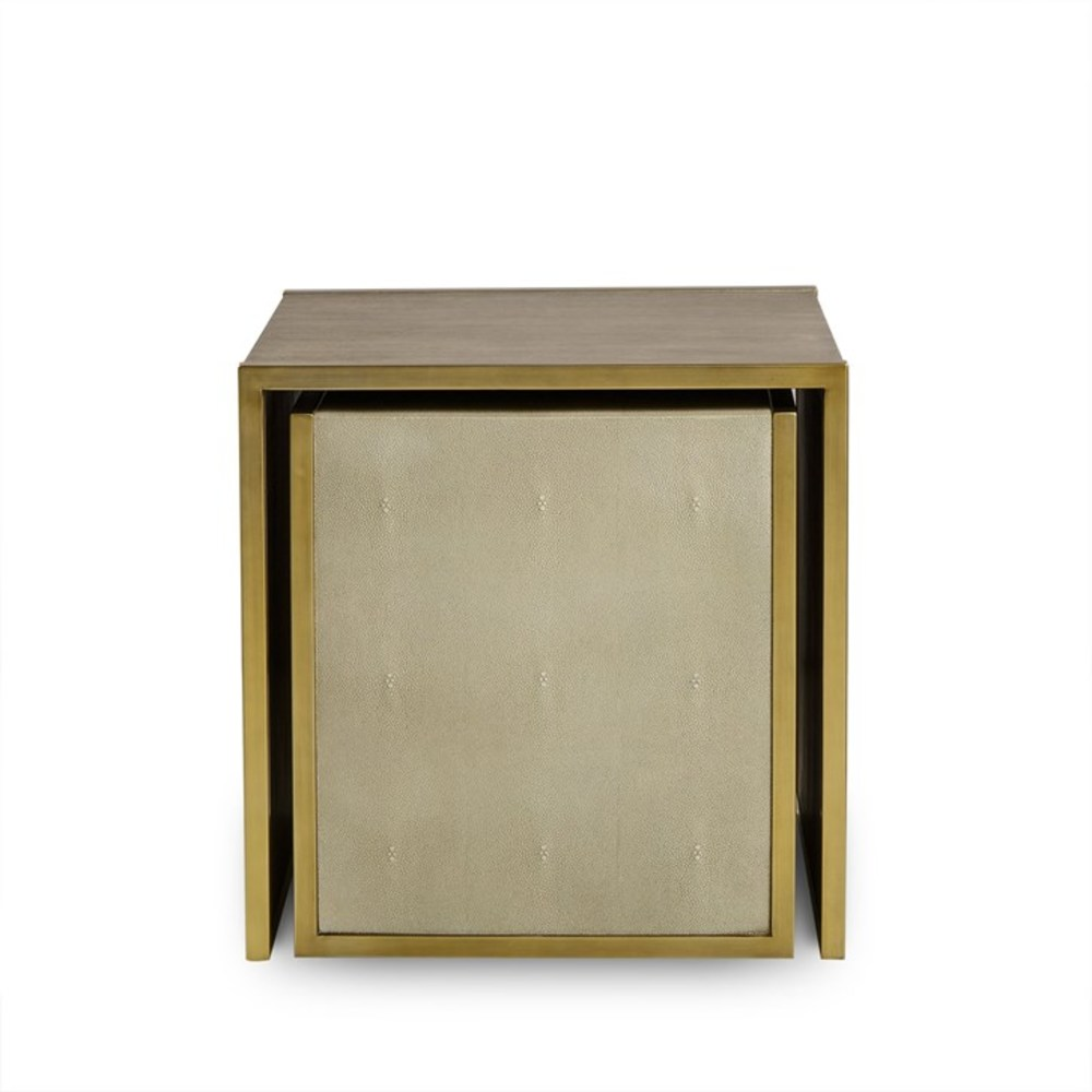 Century Furniture - Kendall Nesting Side Tables