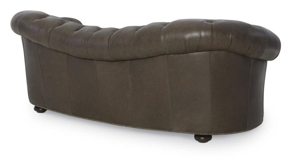 Century Furniture - Leather Sofa