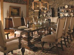 Thumbnail of CENTURY FURNITURE - Chadd's Ford Dining Table