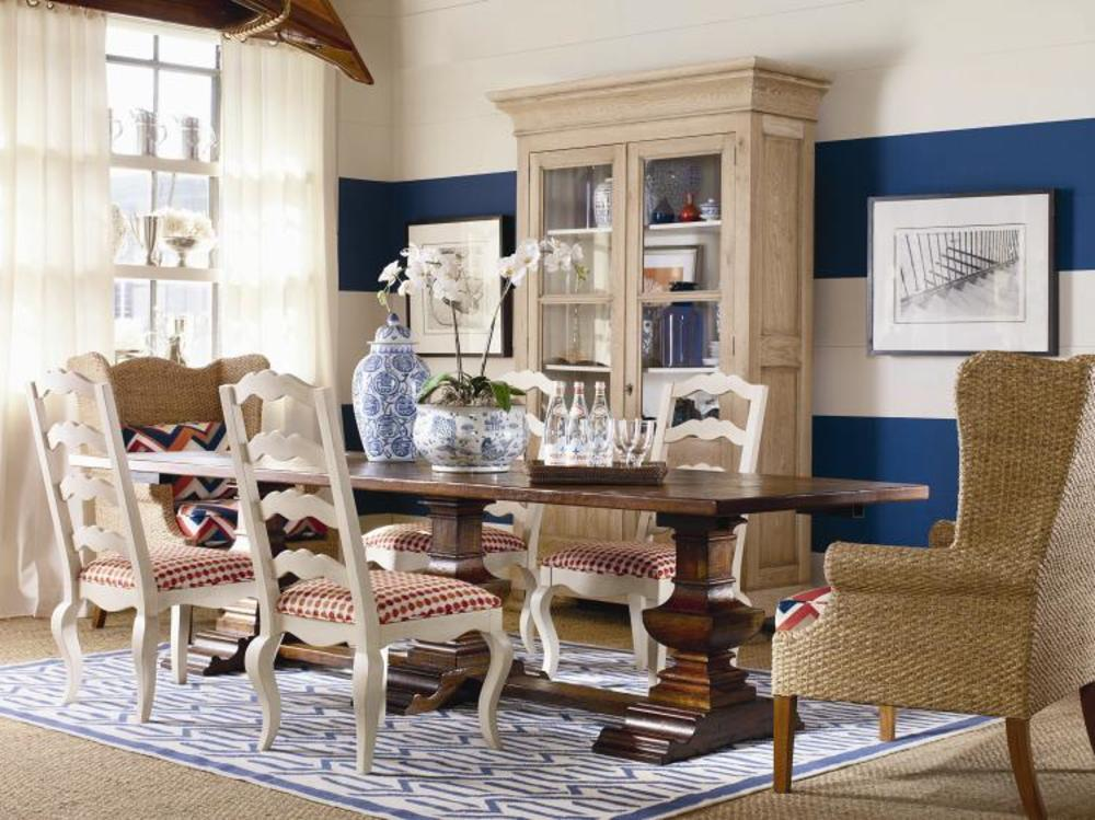 CENTURY FURNITURE - Chadd's Ford Dining Table