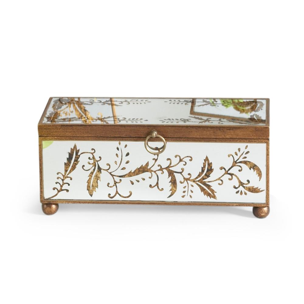 Chelsea House - Madison Rectangular Mirror Box