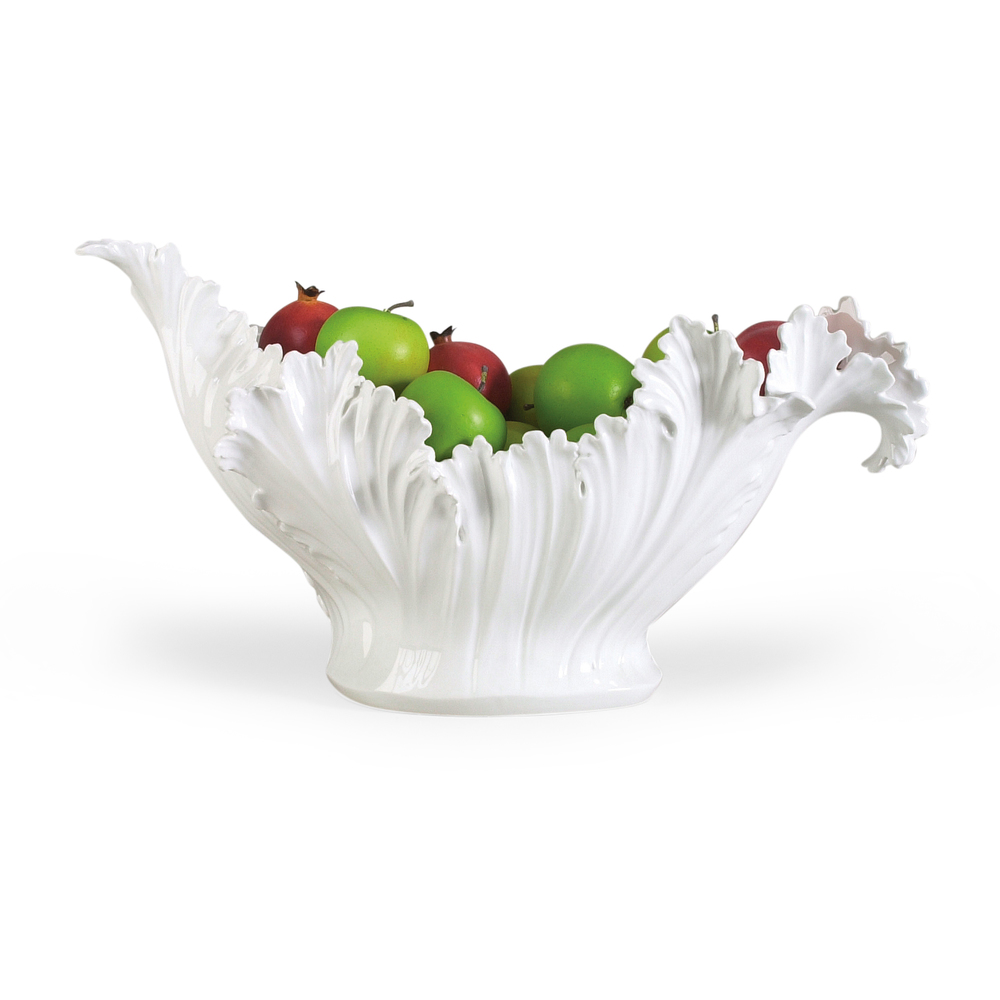 Chelsea House - Acanthus Leaf Bowl