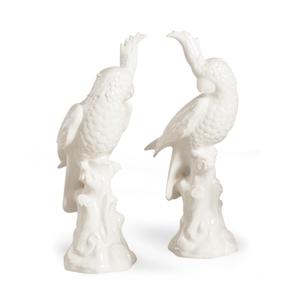 Thumbnail of Chelsea House - Large Parrots, Pair