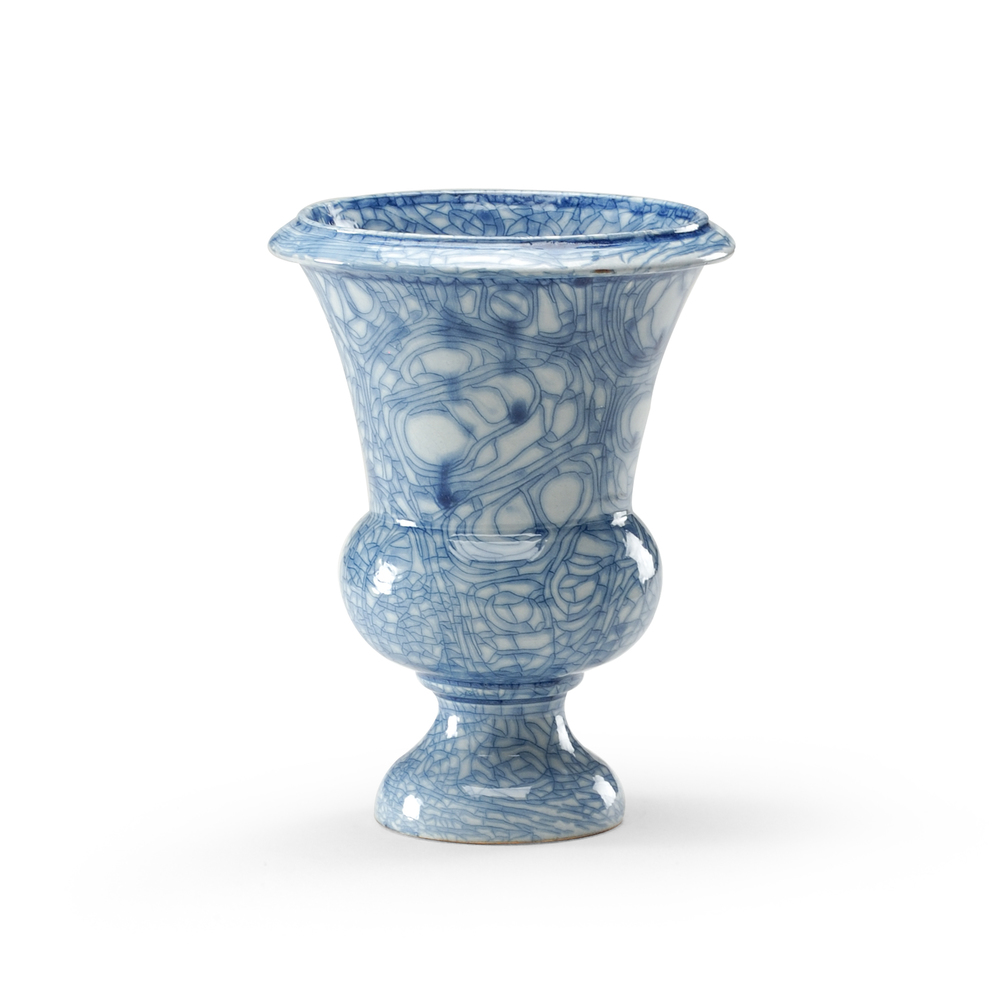 Chelsea House - Blue Footed Vase