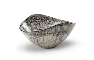Thumbnail of Chelsea House - Black Oval Centerpiece