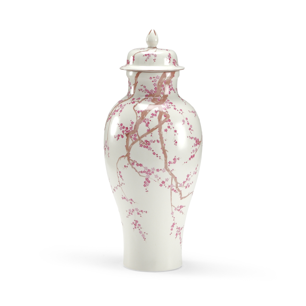 Chelsea House - Slender Temple Jar