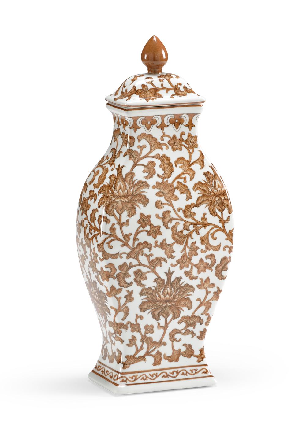 Chelsea House - Notmeg Rectangular Vase