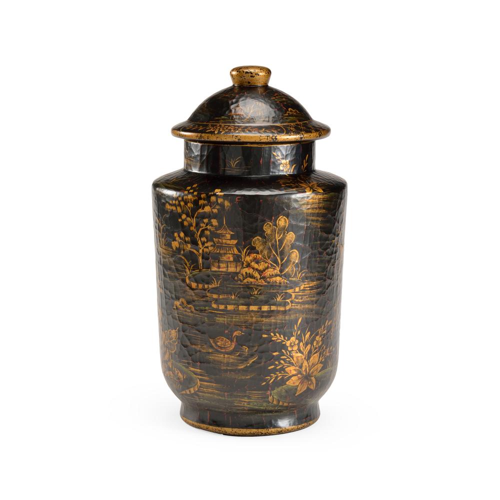 Chelsea House - Royal Garden Covered Jar