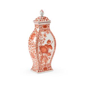 Thumbnail of Chelsea House - Covered Lotus Leaf Vase