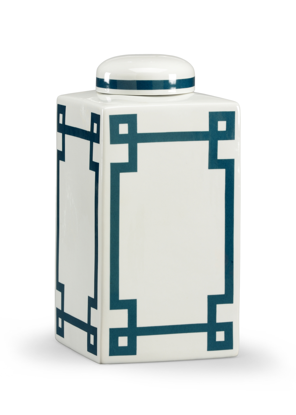 Chelsea House - Parquetry Vase in Blue
