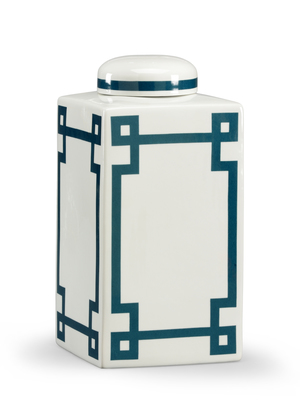 Thumbnail of Chelsea House - Parquetry Vase in Blue