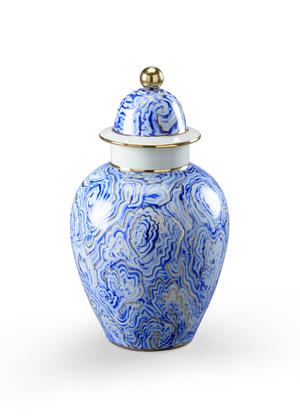 Thumbnail of Chelsea House - Marbleized Covered Urn