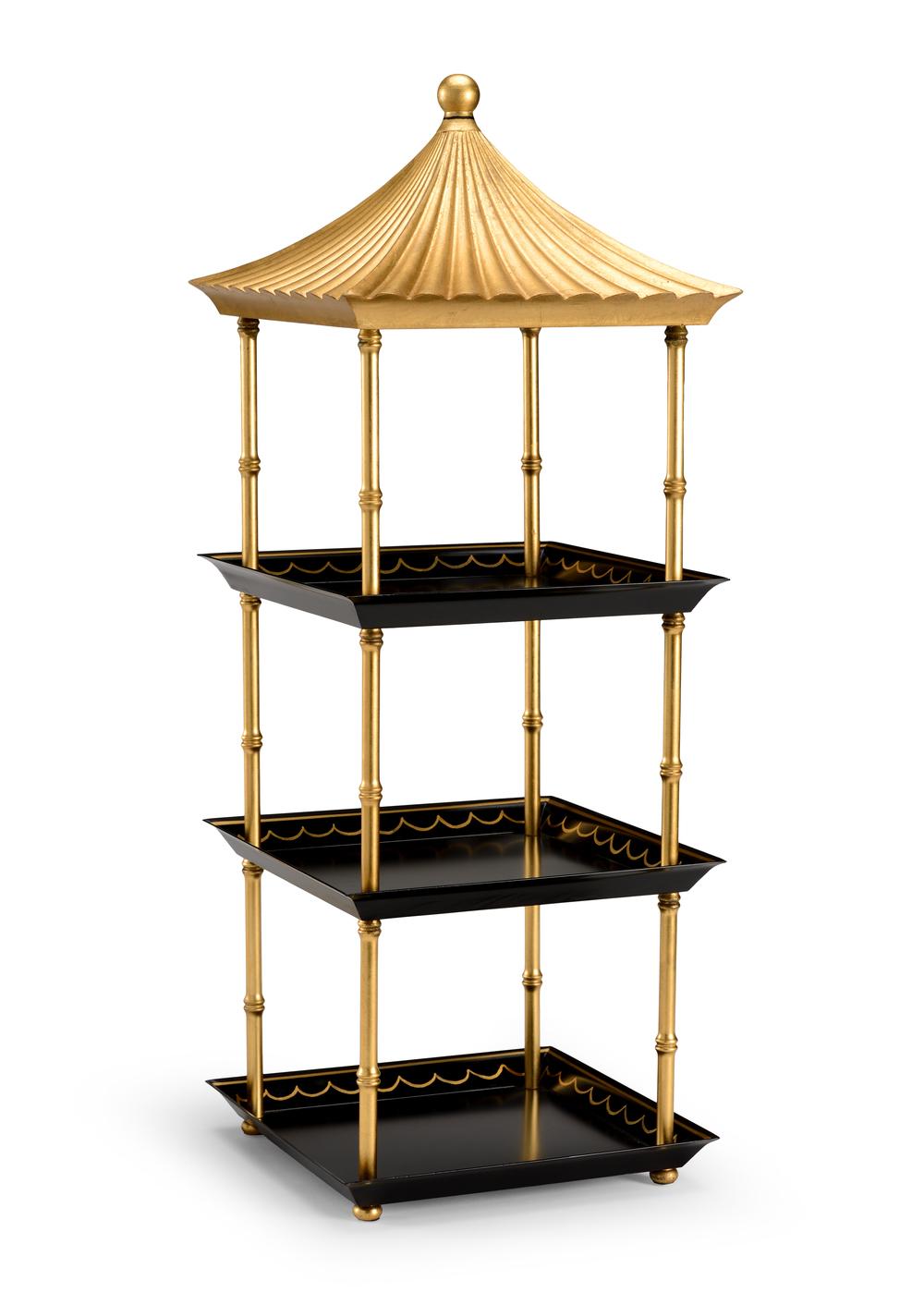 Chelsea House - Pagoda Shelf